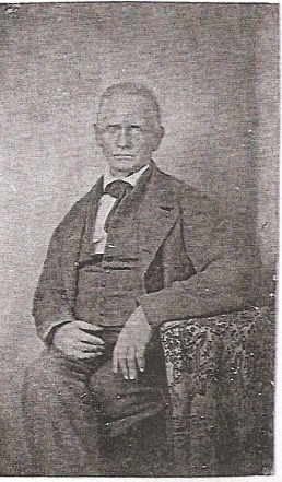 David Chenault Sr. of Greenfield